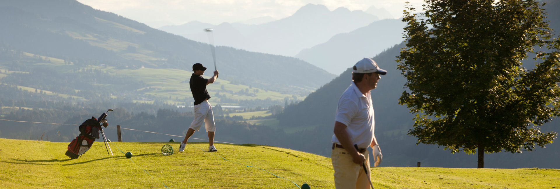 Ihr Golfurlaub in Tirol